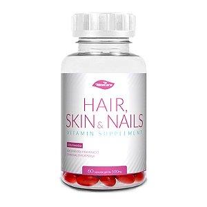 Hair Skin & Nails - 60 Cápsulas - Take Care