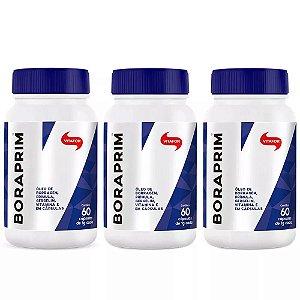 Boraprim - 3 unidades de 60 cápsulas - Vitafor