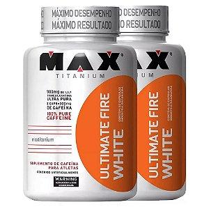 Ultimate Fire White - 2x 60 cápsulas - Max Titanium