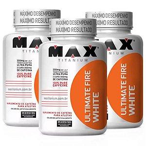 Ultimate Fire White - 3x 60 cápsulas - Max Titanium