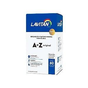 Polivitamínico Lavitan A-Z Cimed 60 Comprimidos