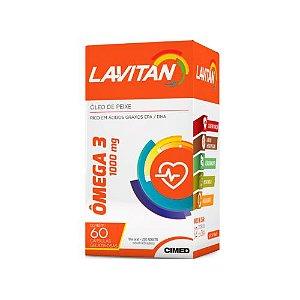 Ômega 3 Lavitan - 60 Cápsulas - Cimed