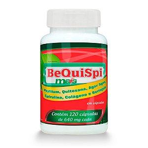 Emagrecedor Bequispi Mais - 120 Cápsulas - Promel