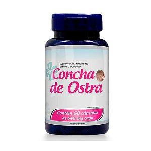 Cálcio a base de Concha de Ostra - 60 Cápsulas - Promel