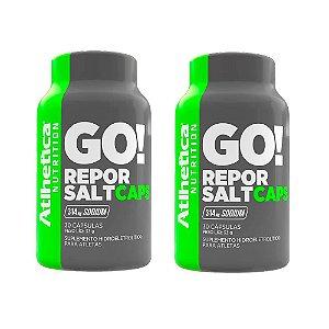 Repor Salt - 2 unidades de 30 Cápsulas - Atlhetica