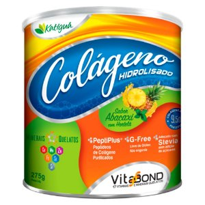 Colágeno Hidrolisado - 275 Gramas - Katigua
