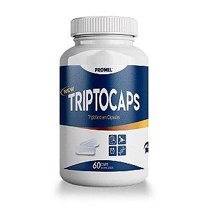 Triptocaps Triptofano - 60 Cápsulas - Promel