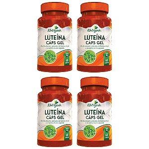 Kit Luteína Com Vitamina A Katigua Suplemento 240 Cápsulas