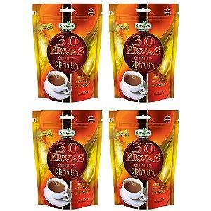 Chá misto 30 Ervas Premium - 4 unidades de 120 Gramas - Katigua