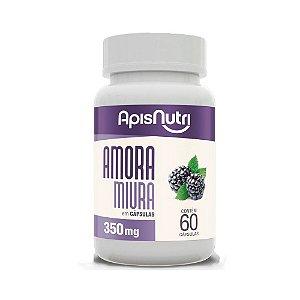 Amora Miura - 60 Cápsulas - Apisnutri