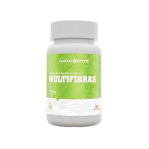 Emagrecedor Multifibras - 60 Cápsulas - Apisnutri