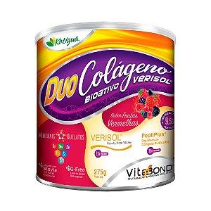 Duo Colágeno Bioativo Verisol - 275 Gramas - Katigua