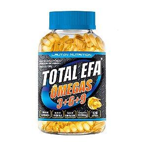 Total EFA Ômegas 3 6 9 - 120 Cápsulas - Lauton