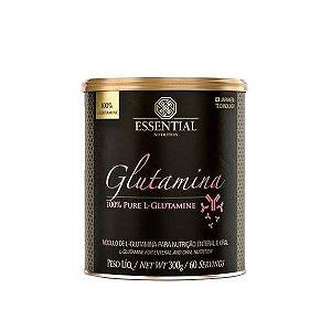 Glutamina - 300 Gramas - Essential