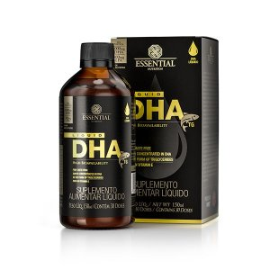 DHA TG Líquido - 150ml - Essential Nutrition