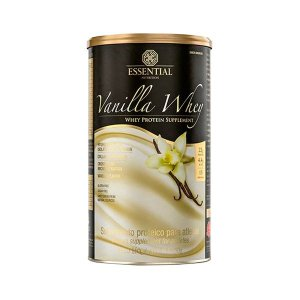 Vanilla Whey - 450 Gramas - Essential