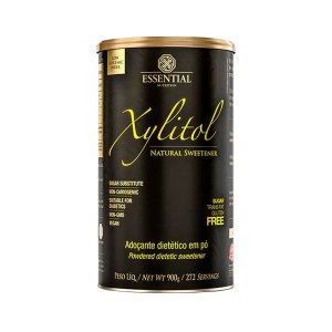 Xylitol Adoçante Natural - 900 Gramas - Essential