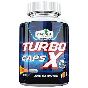 Turbo X Energy - 60 Cápsulas - Katigua