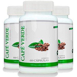 Café Verde - 3 unidades de 60 Cápsulas - Promel