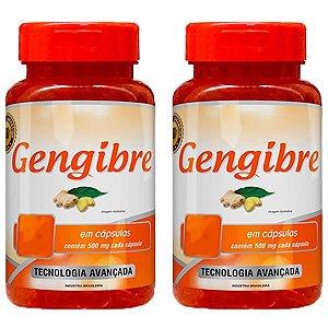 Gengibre - 2 unidades de 120 Cápsulas - Promel