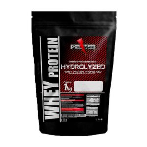 Whey Protein Hidrolisado - 1 Kg - Steel Made