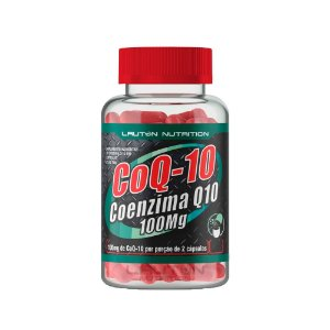 CoQ-10 Coenzima Q10 - 120 Cápsulas - Lauton