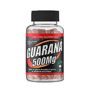 Guaraná - 60 Cápsulas - Lauton