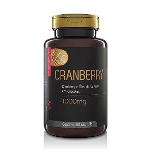 Cranberry e Óleo de Cártamo - 60 Cápsulas - Upnutri Prime