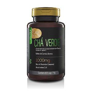 Chá Verde e Óleo de Cártamo - 60 Cápsulas - Upnutri Prime