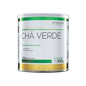 Chá Verde Solúvel Limão - 300 Gramas - Upnutri Funcional