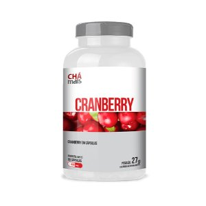 Cranberry - 60 Cápsulas - Clinic Mais
