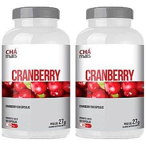 Cranberry - 2 unidades de 60 Cápsulas - Clinic Mais