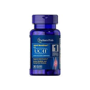 Collagen UC-II - 30 Cápsulas - Puritan's Pride