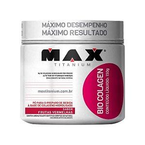 Bio Colagen - 300 Gramas - Max Titanium