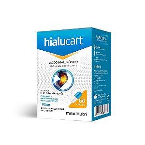 Hialucart Ácido Hialurônico APM - 60 Cápsulas - Maxinutri