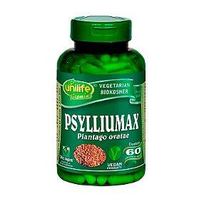 Psylliumax - 60 Cápsulas - Unilife