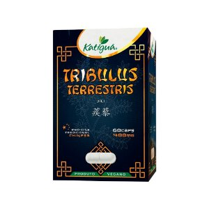 Tribulus Terrestris - 60 Cápsulas - Katigua