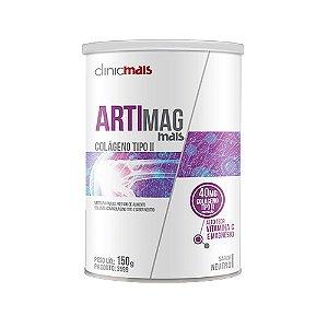 Artimag Colágeno Tipo II - 150 Gramas - Clinic Mais