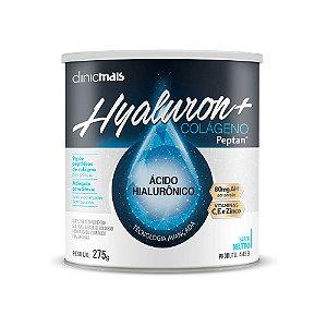 Hyaluron + Colágeno - 275 Gramas - Clinic Mais