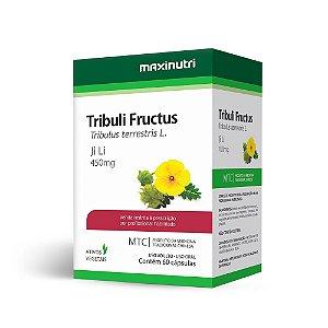 Tribulus Terrestris - 60 Cápsulas - Maxinutri