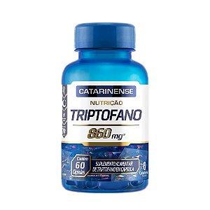Triptofano - 60 Cápsulas - Catarinense