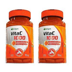 Vitamina C 1000 IDR - 2 unidades de 60 Cápsulas - Katigua