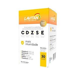 Lavitan Imunidade CDZSE - 30 Comprimidos - Cimed