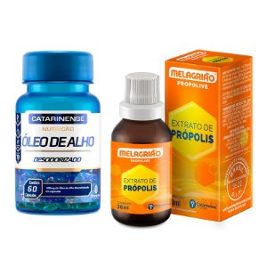 Kit imunidade - Catarinense Pharma