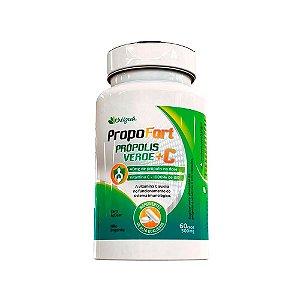Propofort Própolis + Vitamina C - 60 Cápsulas - Katiguá