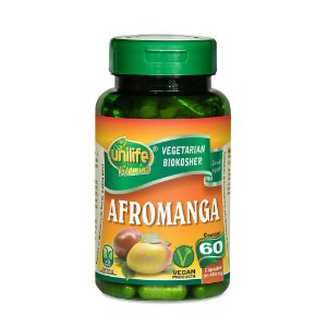 Afromanga - 60 Cápsulas - Unilife