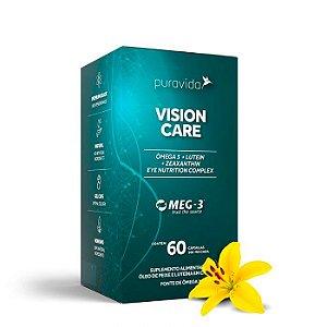 Vision Care - 60 Cápsulas - Puravida