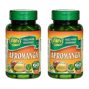 Afromanga - 2 unidades de 60 Cápsulas - Unilife