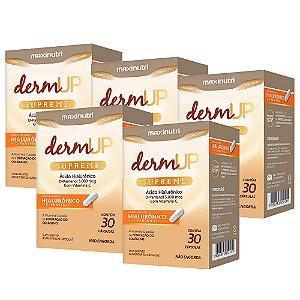 DermUp Supreme - 5 unidades de 30 Cápsulas - Maxinutri