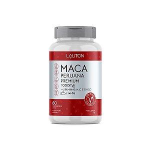 Maca Peruana Premium com Vitaminas - 60 Cápsulas - Lauton
